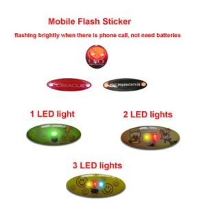 Mobile Flash Sticker