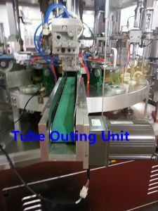 Automatic Soft Tube Shoulder Header Machine (B. ZJ-III) pictures & photos