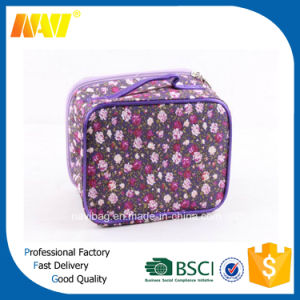 Fashion Lady Lace Cosmetic Bag with Ribbon pictures & photos