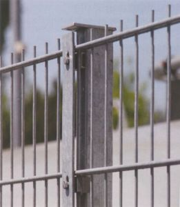 Triple Wire Fencing Panel
