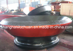 High Manganese Crusher Parts Mantle for Cone Crusher pictures & photos