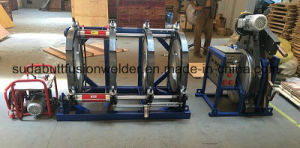 Sud160h Plastic Pipe Butt Fusion Equipment Welding Machine pictures & photos