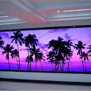 Indoor P6 LED Video Wall pictures & photos