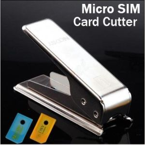 Micro SIM Cutter for iPhone 4G