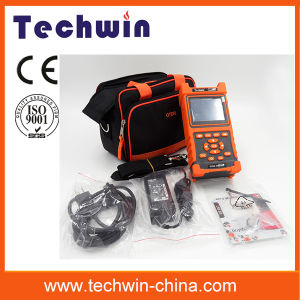 Techwin Fusion Splicer Kit Tcw-605 and Fiber Tester OTDR2100e pictures & photos