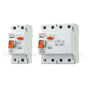 High Quality RCCB (KNL7-63) Residual Current Circuit Breaker pictures & photos