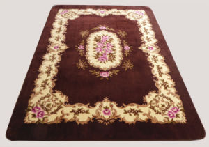Most Attractive Polyester Persian Carpet pictures & photos