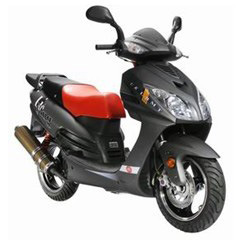Gas Scooter (YL50QT-35C) pictures & photos