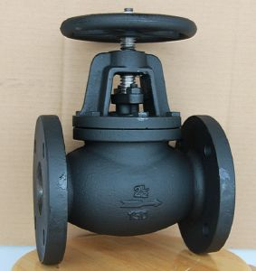 ANSI Cast Iron Globe Valve (MS SP-85) pictures & photos