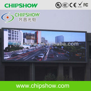 Chipshow High Quality P13.33 Outdoor LED Sign pictures & photos