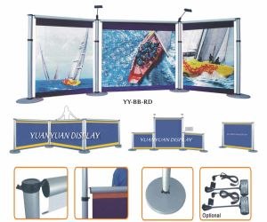 Retractable Display Wall (YY-BB-RD)