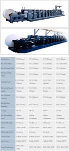 Wide Web Flexographic Press
