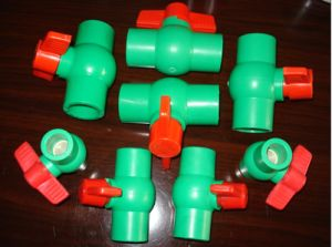 China Professional Supplier High Quality Plastic PPR Pipe and Fitting pictures & photos