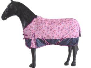 China Waterproof Quality Stars Prints Pony Rugs Smr1669 Ii