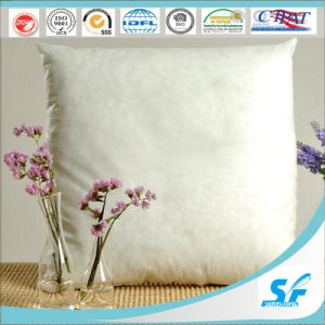 Non-Woven Fabric Hollow Fiber Filling Square Cushion Insert pictures & photos