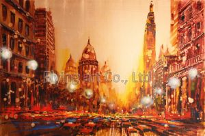 Home Decoration Art Reproduction Oil Painting pictures & photos