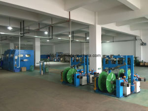 FC-1000b Bare Copper Wire, Tinned Wire, Core Cable Wire Twisting Stranding Bunching Machine Machinery pictures & photos