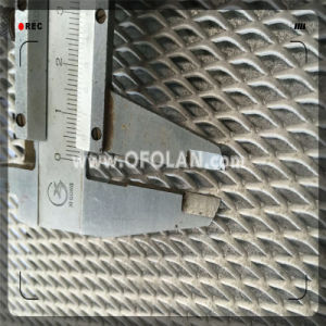 Anode Expanded Filter Mesh Titanium Metal (6X12mm) pictures & photos