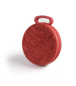 Fabric Cover Bluetooth Speaker for Mobilephone Hook Keychain Outdoor Speaker pictures & photos