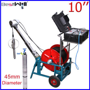 Water Well Inspection Camera Cr110-10na with 45mm Diameter Camera with 120m to 3000m Cable pictures & photos