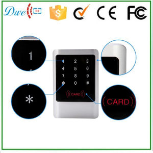 125kHz Em ID Waterproof Touch Keypad RFID Reader Wiegand 26/Wiegand 34 for Access Control System pictures & photos