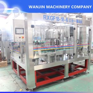Pet Bottle Juice Filling Production Line (RXGF) pictures & photos