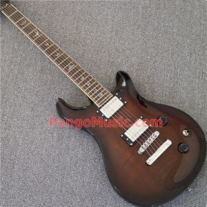 Pango Music Prs Style Electric Guitar with Flamed Maple Top (PRS-145) pictures & photos