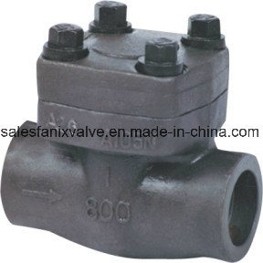 American Standard Forged Thread/Welded Check Valve