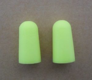 En352 Soft PU Wireless Bullet Earplug (13*24MM) pictures & photos
