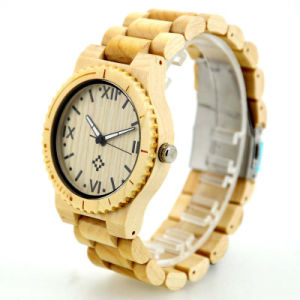 Fashion Business Wooden Wrist Watch pictures & photos
