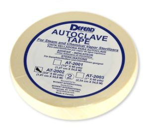 Dry Heat Autoclave Sterilisation Indicator Tape pictures & photos