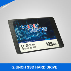 2.5inch SATA3 6GB/S MLC Nand Flash Internal 128GB SSD pictures & photos