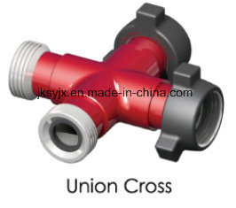 High-Pressure Fluid Component-Union Cross pictures & photos