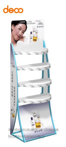 Floor Display Stand Cardboard Display Stand Display Shelf pictures & photos