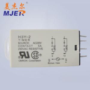 H3y-2 Mejr AC 220/250VAC Resistive Delay Time Delay Relay/Timer Relay pictures & photos