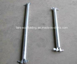Factory Price Galvanized Ringlock Scaffolding Ledger Horizontal for Construction pictures & photos