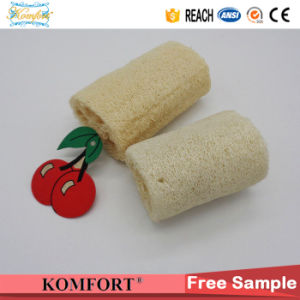 Klb-127 Natural Loofah Sponge Luffa SPA Pad Bath Loofah Soap Scrubber Wholesale pictures & photos