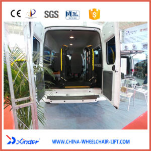Wl-D Series Dual Hydraulic Wheelchair Lift for Vans pictures & photos