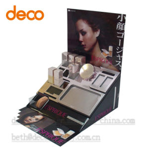 Pop Cardboard Display Stand Paper Exhibition Counter Display pictures & photos
