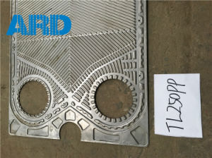 Thermowave Plate Heat Exchanger Plate Tl250ss Tl250PP Titanium C2000 AISI304 AISI316 pictures & photos