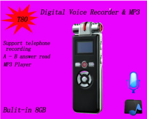 Portable High-Definition Mini Personal Digital Voice Recorder Pen Recording pictures & photos