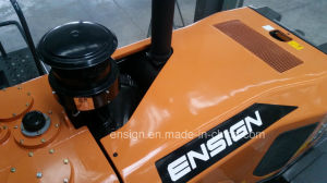 Cummins Equipped Ensign Yx657 Wheel Loader with Ce Certificate pictures & photos