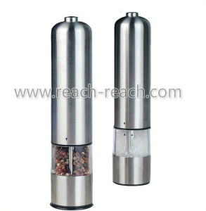 Electric Sainless Steel Salt and Pepper Kitchen Mill (R-6001) pictures & photos