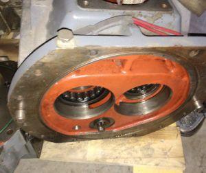 Air Head Rotor Spare Parts Orignal Atlas Copco Compressor Airend pictures & photos
