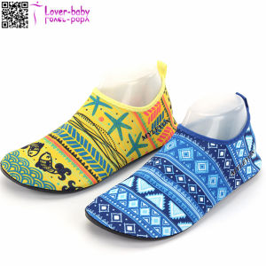Men Women Kid′s Barefoot Quick-Dry Swim Water Sports Shoes Ty010 pictures & photos
