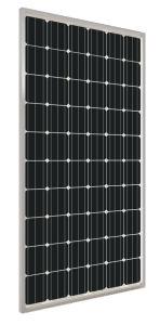 140W Monocrystalline Silicon Sunpower Solar Panel Suit for Solar Street Light