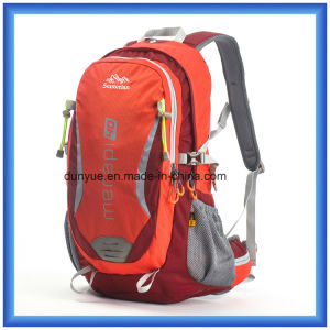 New Design 40L Nylon Mountaineering Backpack, Outdoor Travel Hiking Backpack Bag, Multi-Functional OEM Climbing Backpack pictures & photos