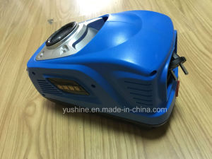 AC 100-240V and DC 12V Car Tire Inflator with Two Cyinders pictures & photos