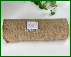 100% Natural Jute Table Fabric Roll pictures & photos