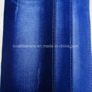 9.3oz Tr Stretch Denim Fabric (T117) pictures & photos